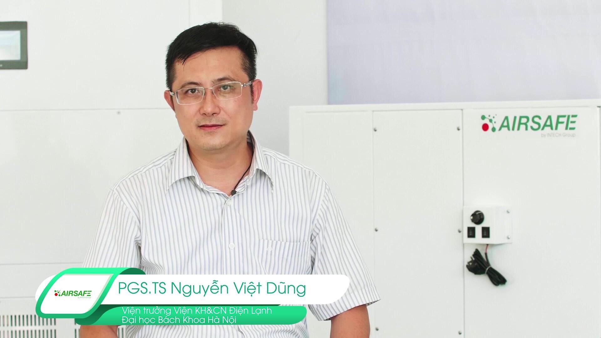 thầy Nguyễn Việt Dũng