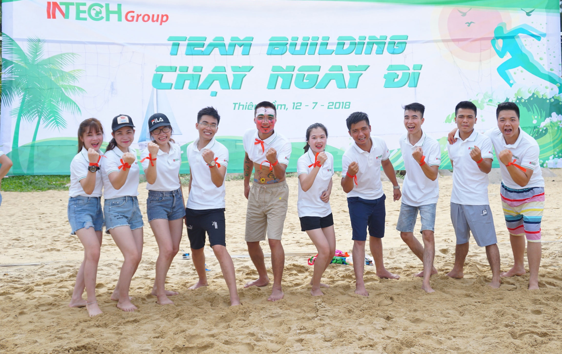 Giải nhiệt mùa hè cùng INTECH GROUP