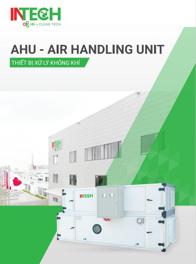 Catalogue AHU - Thiết bị xử lý không khí