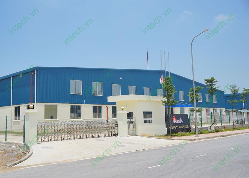 Nhà máy ASIA