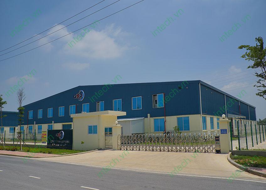 Nhà máy GSP HANA