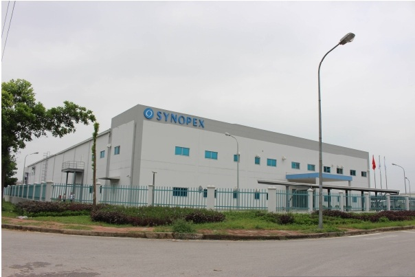 Nhà máy SYNOPEX