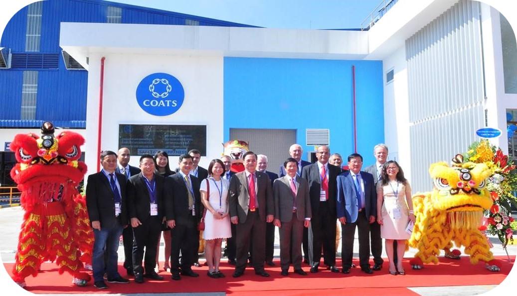 Nhà máy Coast Phong Phú