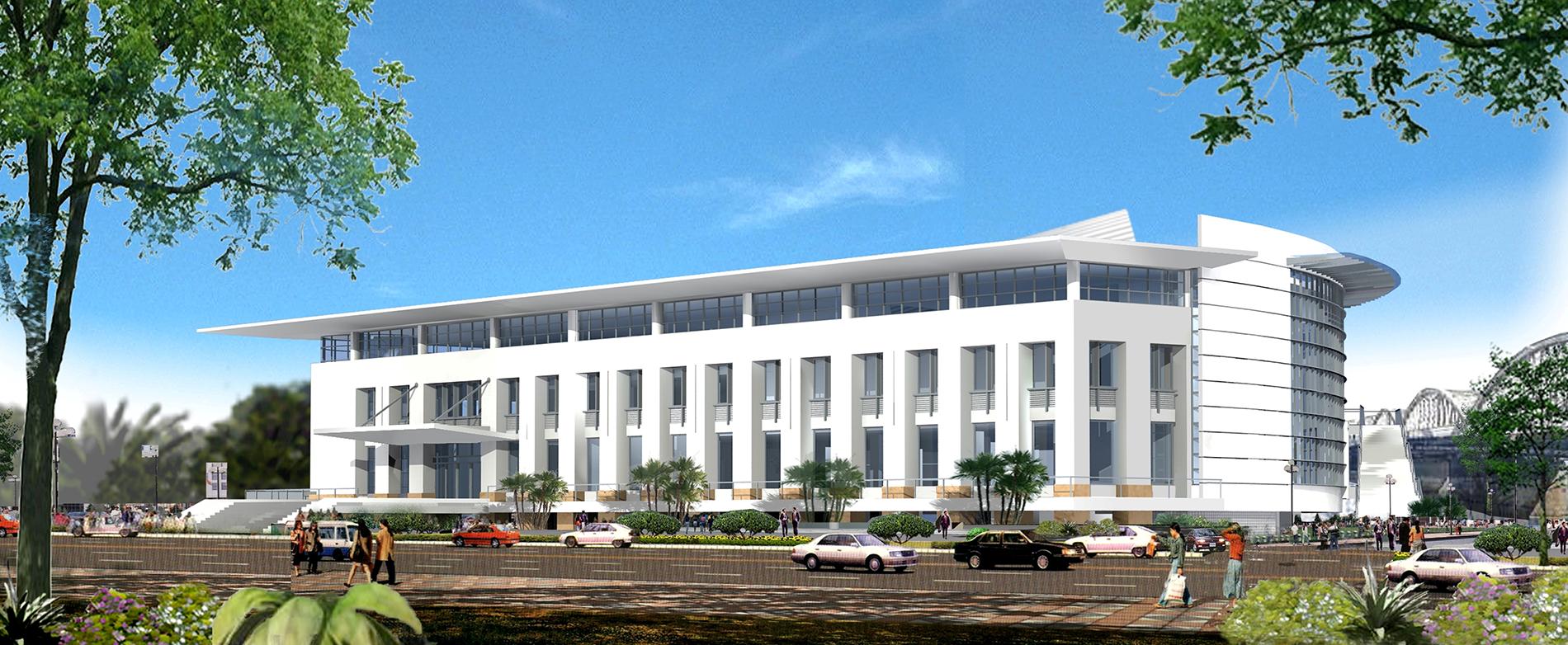 Trung tâm thương mại Trường Tiền