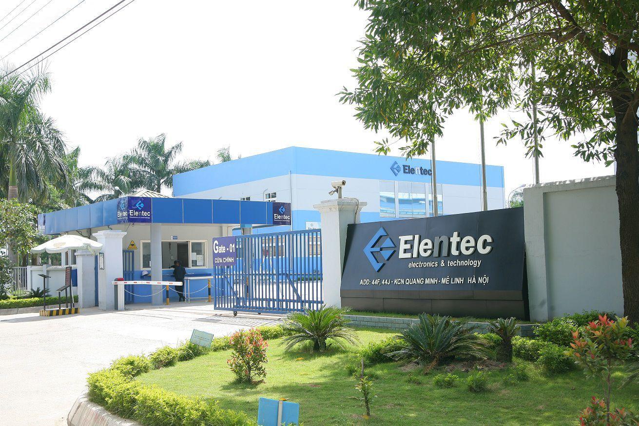 Nhà máy Elentec