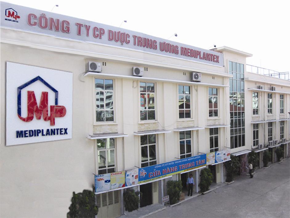 Nhà máy Mediplantex