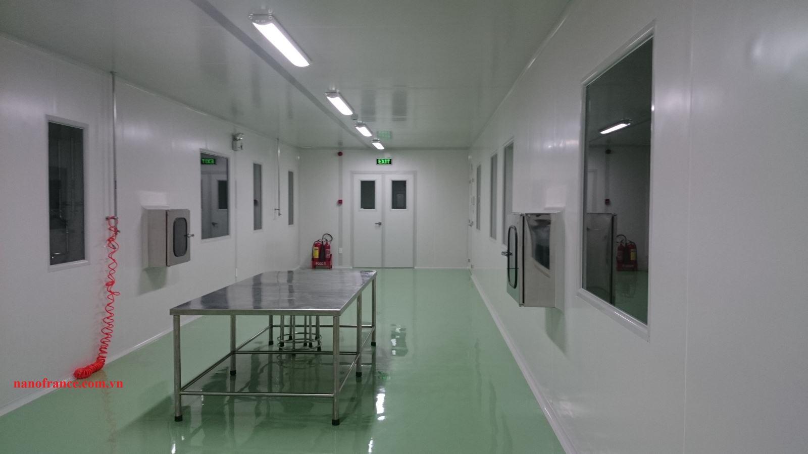 Nhà máy Nanofrance