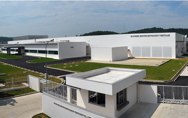 Nhà máy Biotech