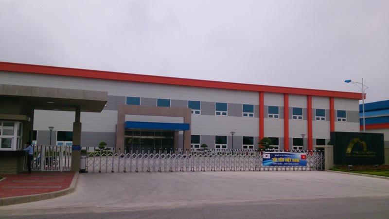 Nhà máy M & C Electronics