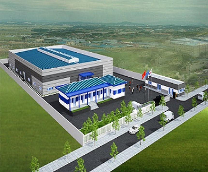 Nhà máy Sunghotech