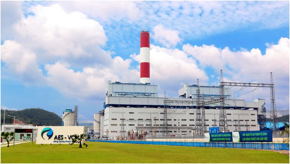 Nhà máy Nhiệt điện Mông Dương