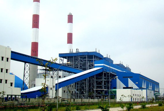 Nhà máy nhiệt điện Cẩm Phả