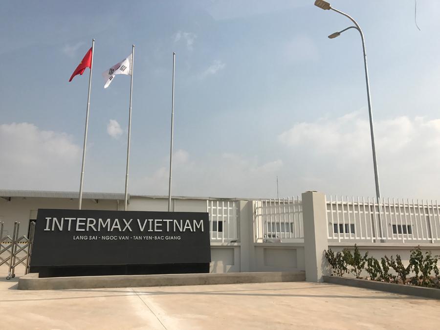 Nhà máy INTERMAX VN