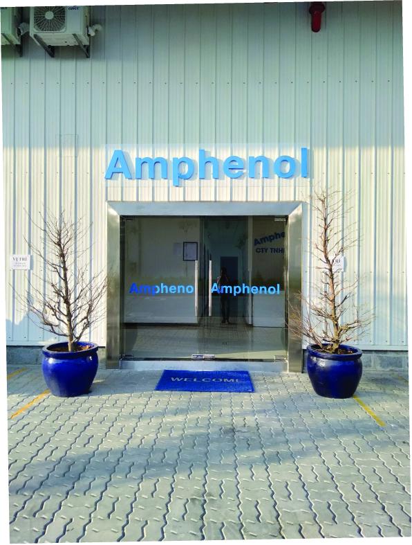 Nhà máy AMPHENOL