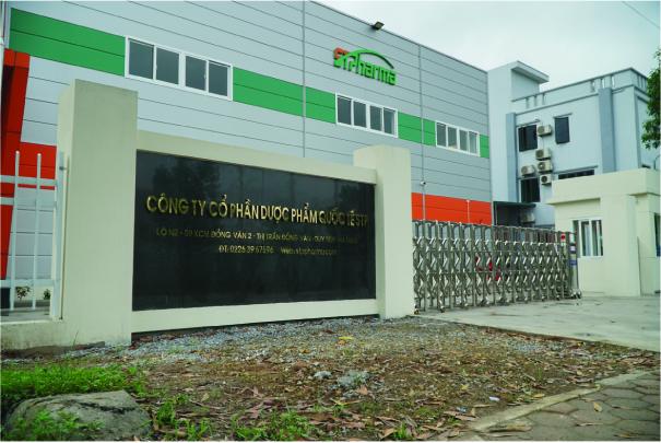 Nhà máy STP
