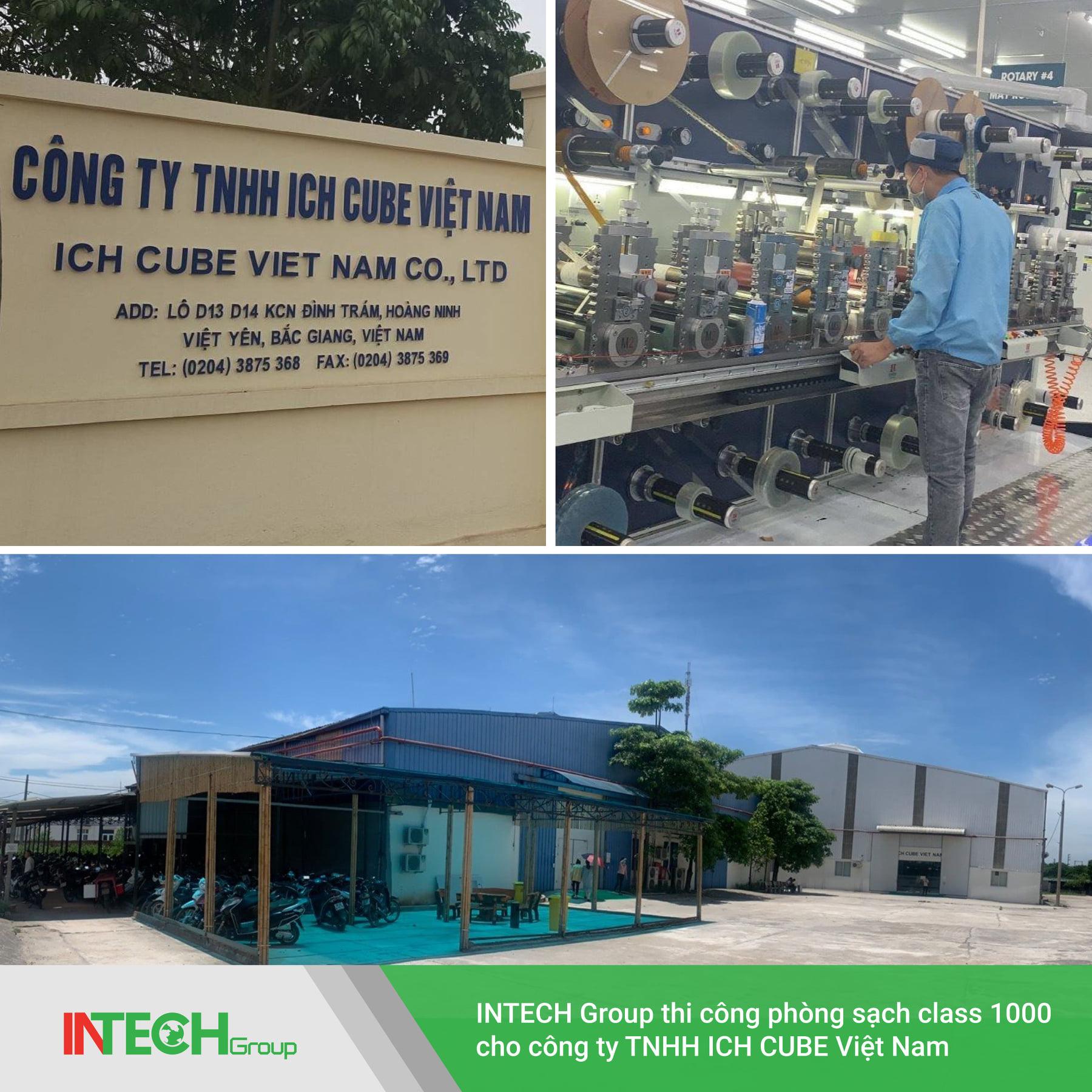 Công ty TNHH ICH CUBE Việt Nam